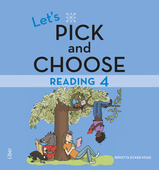 Let's Pick and Choose, Reading